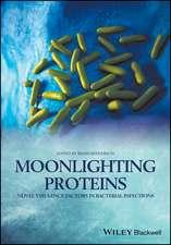 Moonlighting Proteins: Novel Virulence Factors in Bacterial Infections