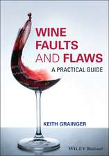 Wine Faults and Flaws