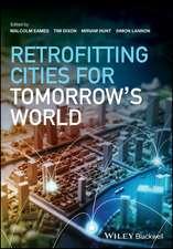 Retrofitting Cities for Tomorrow′s World