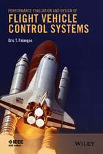 Performance Evaluation and Design of Flight Vehicle Control Systems