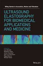 Ultrasound Elastography for Biomedical Applications and Medicine