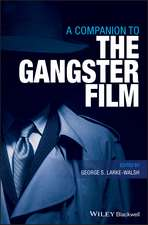 A Companion to the Gangster Film
