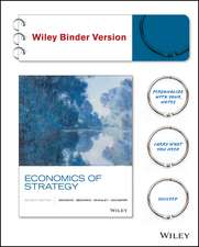 Economics of Strategy, Binder Ready Version