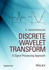 Discrete Wavelet Transform: A Signal Processing Approach