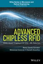 Advanced Chipless RFID: MIMO–Based Imaging at 60 GHz – ML Detection