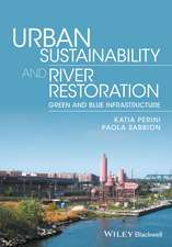 Urban Sustainability and River Restoration: Green and Blue Infrastructure