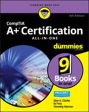 CompTIA A+(r) Certification All–in–One For Dummies(r)