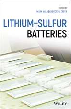 Lithium–Sulfur Batteries