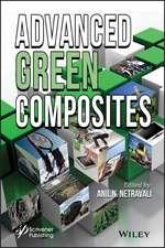 Advanced Green Composites