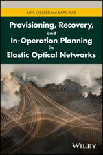 Provisioning, Recovery, and In–Operation Planning in Elastic Optical Networks