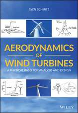 Aerodynamics of Wind Turbines: A Physical Basis for Analysis and Design