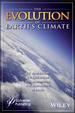 The Evolution of Earth′s Climate