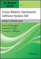 Cross–Battery Assessment Software System (X–BASS) Online