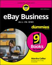 eBay Business All–in–One For Dummies