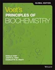 Voet′s Principles of Biochemistry Global Edition