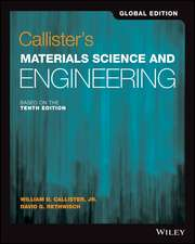 Callister′s Materials Science and Engineering