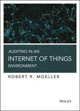 Auditing in an Internet of Things Environment: Key Internal Control Issues in IoT and Blockchain Environments