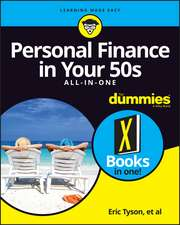 Personal Finance in Your 50s All–in–One For Dummies