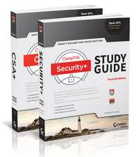 CompTIA Complete Cybersecurity Study Guide 2–Book Set