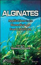 Alginates: Applications in the Biomedical and Food Industries