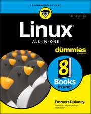 Linux All–In–One For Dummies