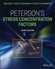 Peterson′s Stress Concentration Factors