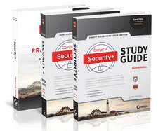 CompTIA Security+ Certification Kit: Exam SY0–501, 5e – Set