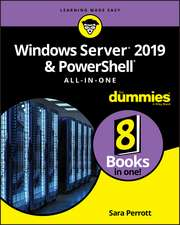 Windows Server 2019 & PowerShell All–in–One For Dummies