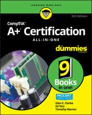 CompTIA A+ Certification All–in–One For Dummies