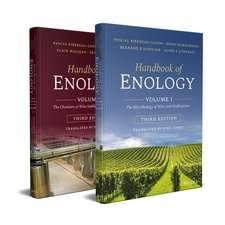 Handbook of Enology