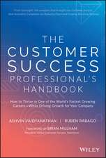 The Customer Success Professional′s Handbook