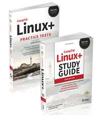 CompTIA Linux + Certification Kit: Exam XK0–004