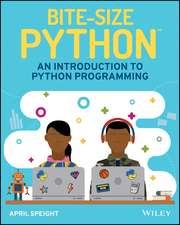 Bite–Size Python