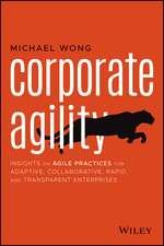 Corporate Agility