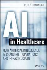AI in Healthcare: How Artificial Intelligence Is Changing IT Operations and Infrastructure Services