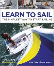Learn to Sail – The Simplest Way to Start Sailing
