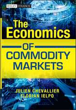 The Economics of Commodity Markets