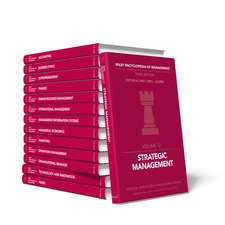 Wiley Encyclopedia of Management