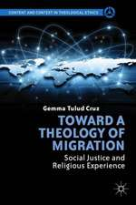Toward a Theology of Migration: Social Justice and Religious Experience