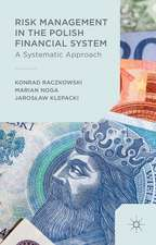 Risk Management in the Polish Financial System