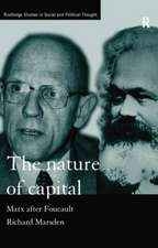 The Nature of Capital