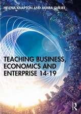 Teaching Business, Economics and Enterprise 14-19