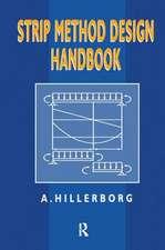 Hillerborg, A: Strip Method Design Handbook