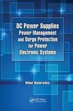 DC POWER SUPPLIES PWR MNGMNT