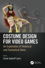 Costume Design for Video Games