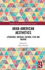 ARAB AMERICAN AESTHETICS PICKENS