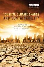 TOURISM CLIMATE CHANGE AND SUSTAIN