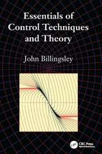 ESSENTIALS OF CONTROL TECHNIQUES AN
