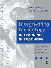 Integr@ting Technology in Learning and Teaching