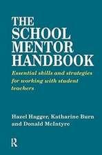 The School Mentor Handbook